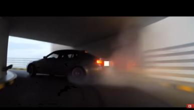 Vídeo: macarras al volante de sus BMW M