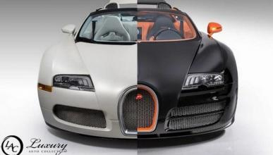 Floyd Mayweather pone a la venta sus dos Veyron