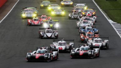 WEC 2017, Silverstone: Toyota se alza con la victoria