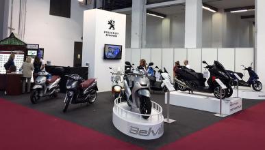 Las armas de Peugeot Scooters para el 2017