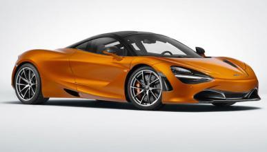 McLaren lanzará 14 modelos nuevos en los próximos 5 años