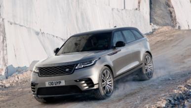 Los precios del Range Rover Velar, desde 60.250 euros