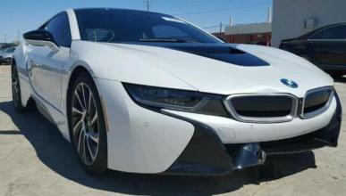 Venta siniestro BMW i8