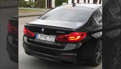 Vídeo: así suena el BMW M550i xDrive