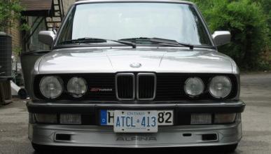 Compra este Alpina B7 Turbo por lo que vale un M3