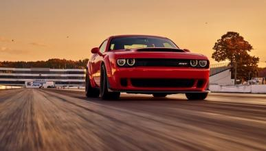 Dodge Challenger SRT Demon by Hennessey, hasta 1.500 CV