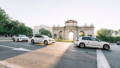 El Volkswagen e-Golf 2017 llega a Madrid
