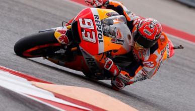 Libres MotoGP Austin 2017: Márquez reclama su orgullo