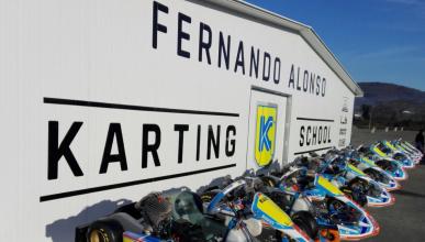 Muere un piloto tras accidente en Circuito Fernando Alonso