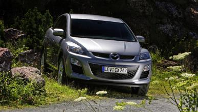 ¿Debería sacar Mazda un nuevo CX-7?
