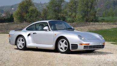 subasta Porsche 959 'Komfort'
