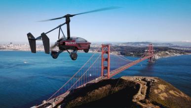Los consumidores quieres coches voladores con paracaídas