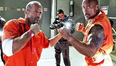 La Roca y Jason Statham, en un 'spin-off' de Fast & Furious