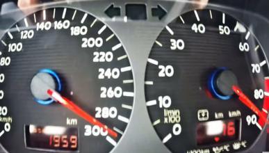 Vídeo: la brutal aceleración de un VW Golf Mk2 con 1.233 CV