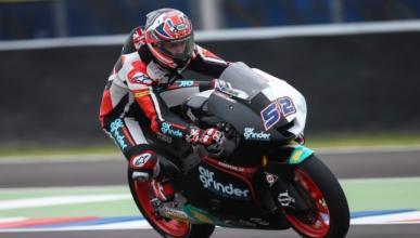 Danny Kent rompe con el Kiefer Racing y deja Moto2