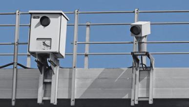 Este radar ha cazado a 142.700 conductores en un año