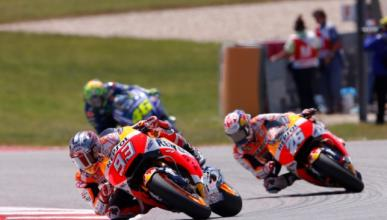 MotoGP Austin 2017: vencedores y derrotados
