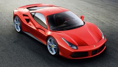 Ferrari 488 Speciale: el más radical de los V8, cazado