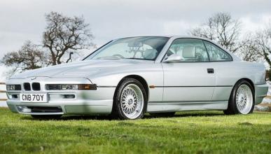 A subasta un precioso BMW 840Ci Sport