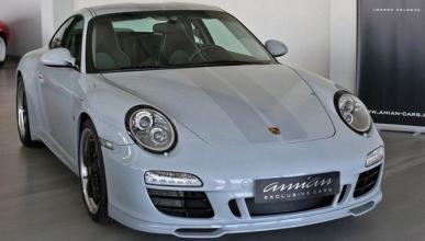 Sale a la venta un interesante Porsche 997 Sport Classic