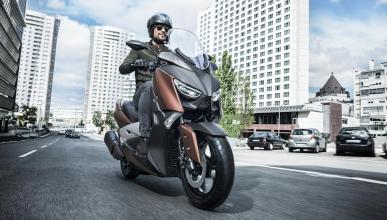 Las ventas de motos en Europa descienden un 6,4%