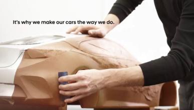 Vídeo: un misterioso coupé se cuela en un vídeo de Hyundai