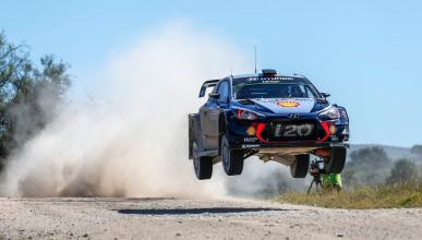 WRC 2017, Rally Argentina: Victoria de Neuville y Hyundai