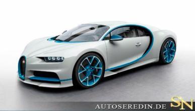 Bugatti Chiron a la venta alemania precio comprar