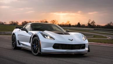Corvette Carbon 65 Edition deportivo americano