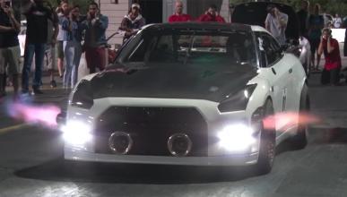 Nissan GT-R más bestia preparacion