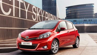 Nuevo Toyota Yaris: a la venta en otoño