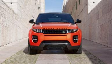 Esta es la mula de pruebas del Range Rover Evoque 2019