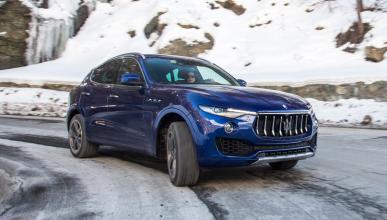 El Maserati Levante híbrido ya podría tener motorización