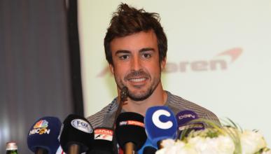 Fernando Alonso hará un test Indianápolis el 3 de mayo