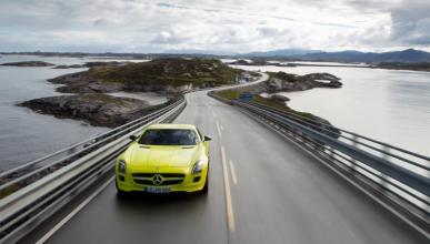 Cinco carreteras que baten récords