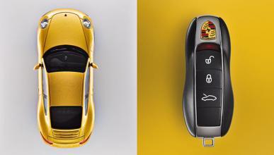 ¿Por qué se arrancan a la izquierda los Porsche?