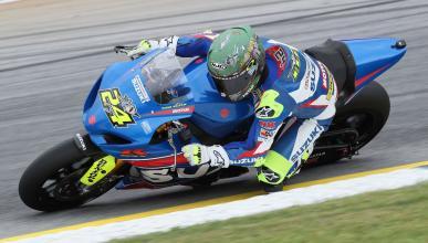 MotoAmerica 2017: 3 victorias de 4 posibles para Toni Elías