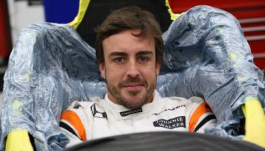 Así fue en directo el test de Alonso en Indianápolis