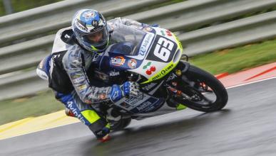 Vicente Pérez será wild card de Moto3 en Jerez 2017