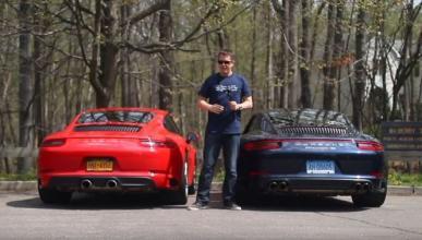 Porsche 911, ¿mejor con PDK o con manual?