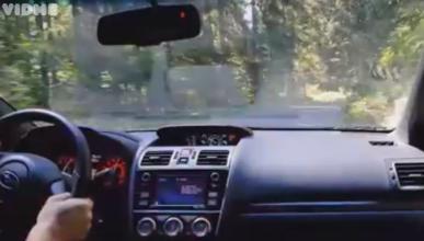 Vídeo onboard de cómo destroza su Subaru WRX