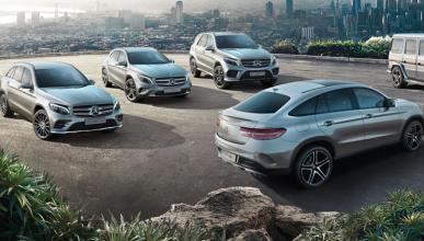 Mercedes gana a todos en EEUU
