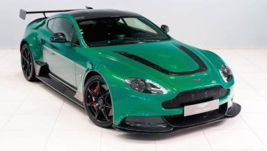 Subastan un Aston Martin Vantage GT12 único