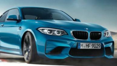 El BMW M2 2018 se filtra y apenas tiene cambios
