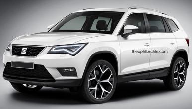 Seat Álora, ¿el nombre del nuevo SUV grande de Seat?
