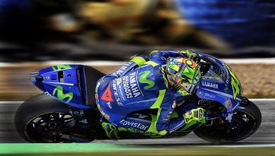 """Valentino Rossi: """"No estamos al 100%, hay que mejorar"""""""
