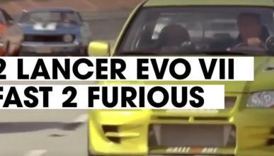 """Vídeo: Los 10 mejores coches de """"A todo gas"""""""