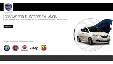 ¿Por qué han cerrado las webs europeas de Lancia?