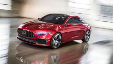 Mercedes tendrá ocho modelos con tracción delantera