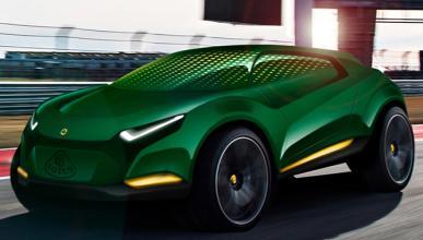 Así podría ser el esperadísimo SUV de Lotus